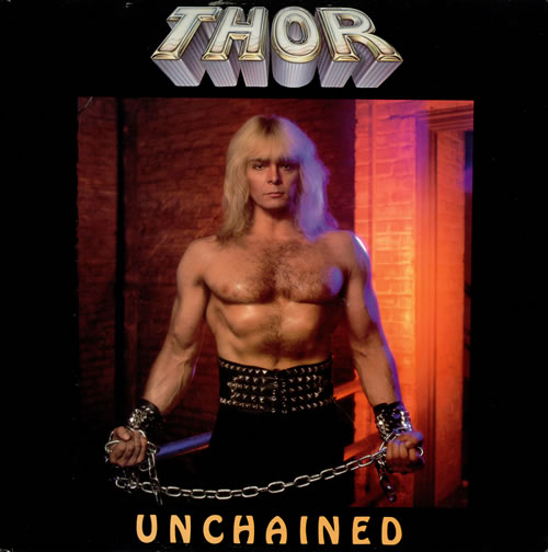 Thor Unchained 1983 EP