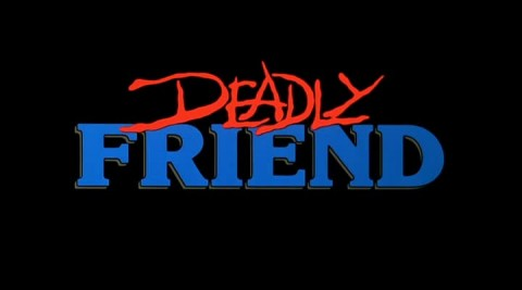 Deadly Friend logo 1986