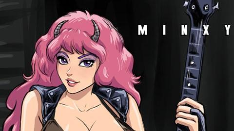 Minxy Succubus Demon Hammer