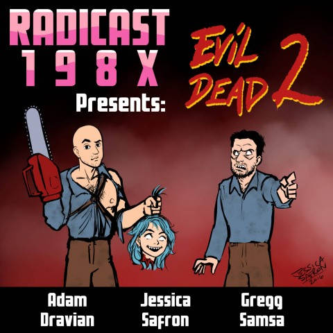 Radicast 198X 1980s movie review podcast